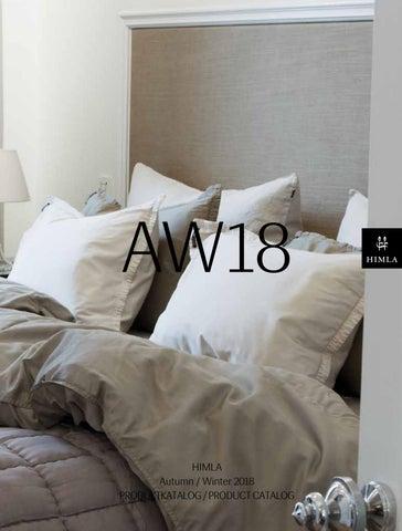 AW18 HIMLA Autumn   Winter 2018 PRODUKTKATALOG   PRODUCT CATALOG 5b2ed0532a537