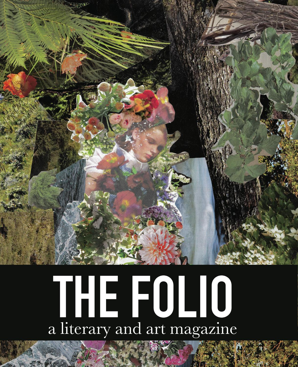 5d38304ac The Folio / Spring Issue / 2018 by The Folio - issuu