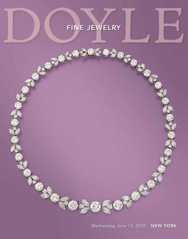 3c4f6fb95 Fine Jewelry - 6.13.18 by Doyle - issuu