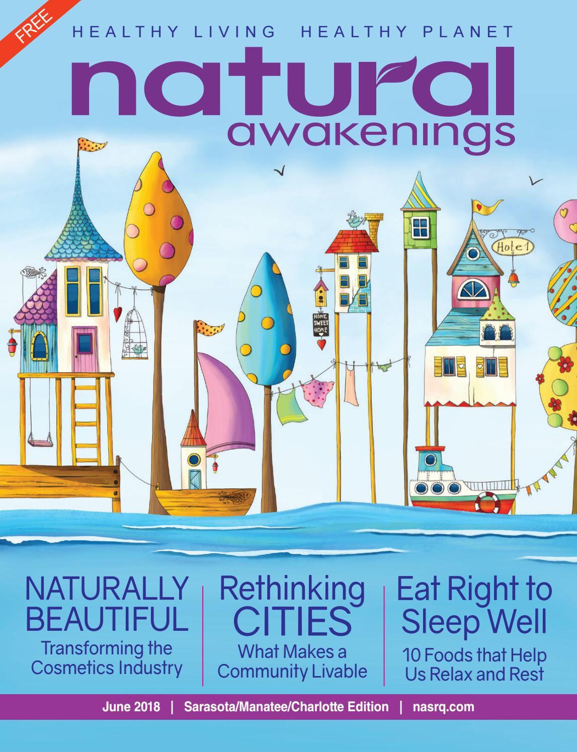 85db0a3e769 June 2018 Natural Awakenings Sarasota by Natural Awakenings of Sarasota -  issuu