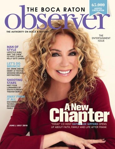 Boca Raton Observer June Jul 2018 By Boca Raton Observer Issuu