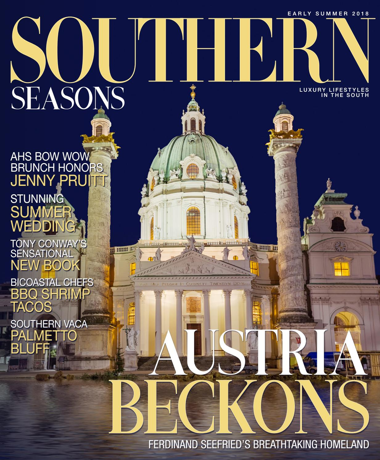 49e885eb13bb Southern Seasons Magazine Summer 2018 by Southern Seasons Magazine - issuu