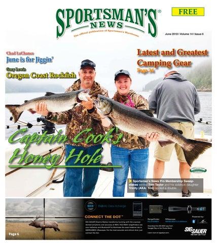 1a43396633 Sportsman's News June 2018 Digital Edition by Sportsman's News - issuu