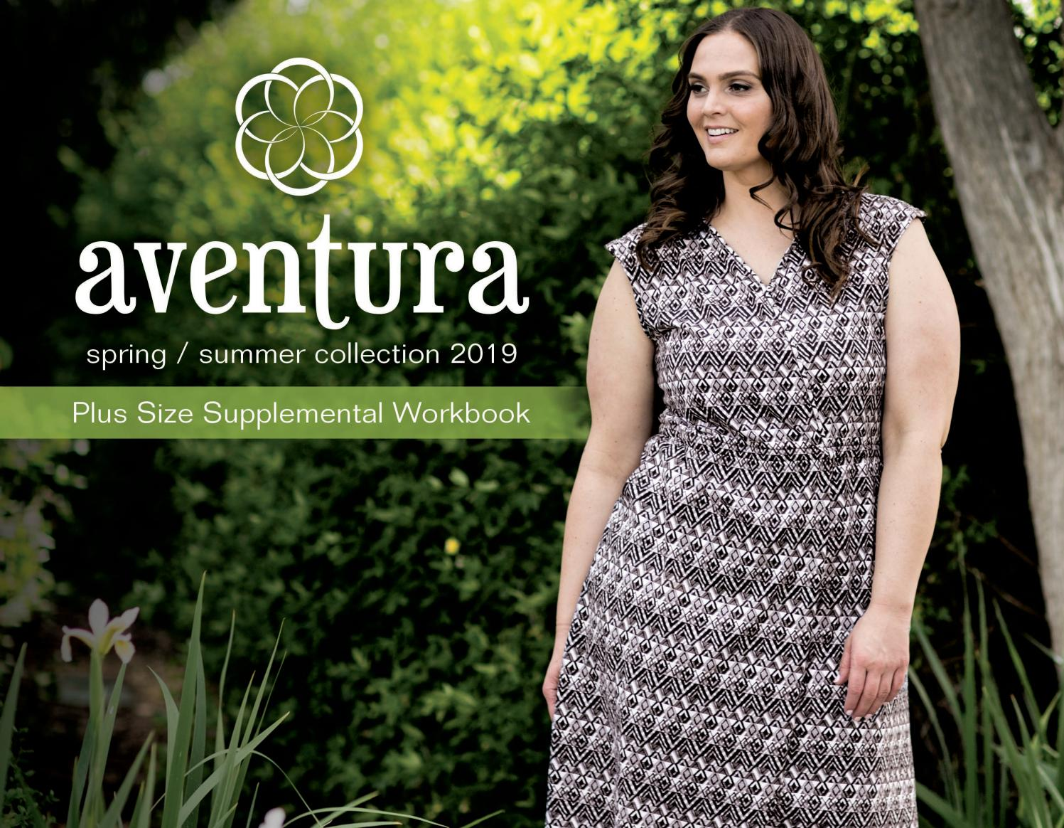 Aventura Spring / Summer 2019 Plus Size Digital Catalog by ...