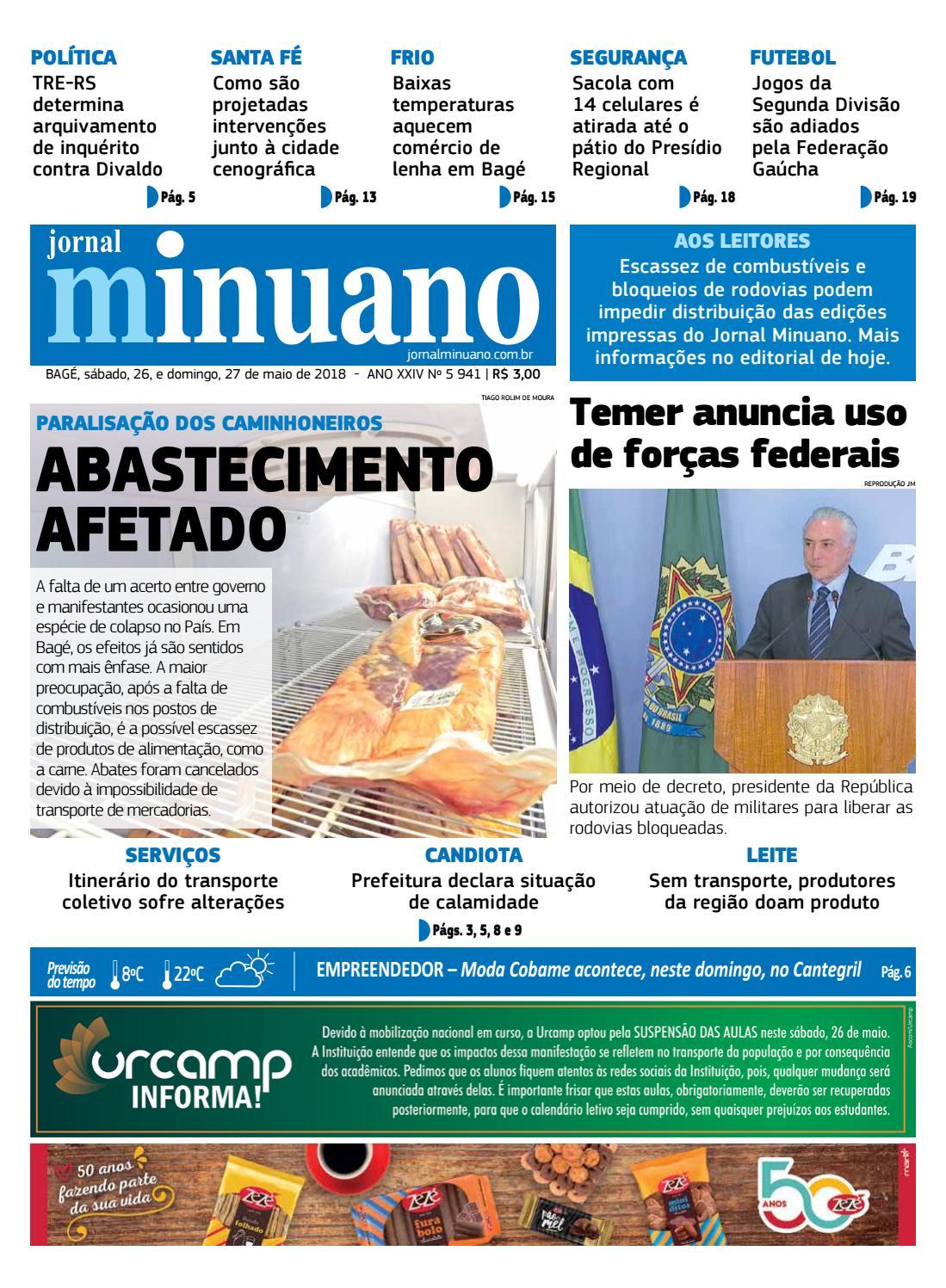 20cfc9570 20180526 by Jornal Minuano - issuu