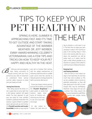 Page 106 of Tips to Keep Your Pet Healthy in the Heat