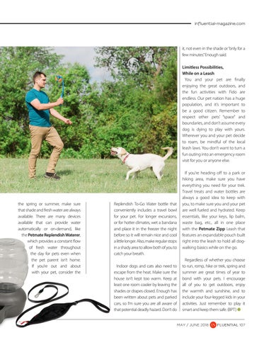 Page 107 of Tips to Keep Your Pet Healthy in the Heat