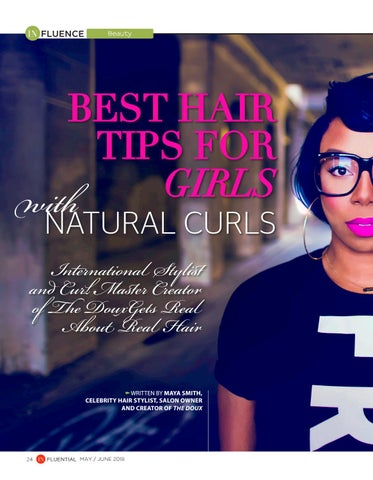 Page 24 of Best Hair Tips for Girls with Natural Curls