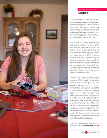 Page 355 of Young 4-H Leader Makes STEM Fun and Accessible