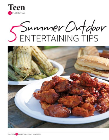Page 358 of 5 Summer Outdoor Entertaining Tips