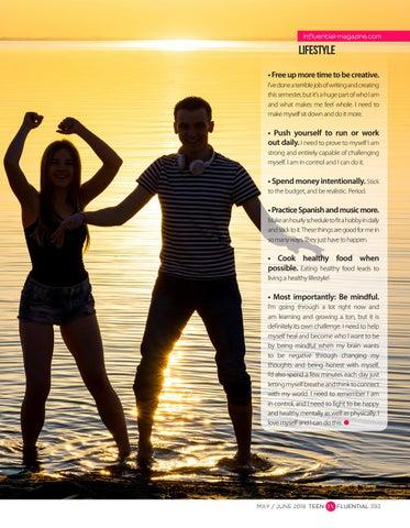 7264558b60 May   June 2018 InFluential Magazine