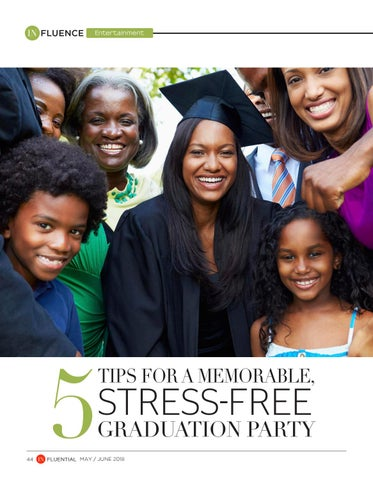 Page 44 of 5 Tips for a Memorable Stress-Free Graduation Party