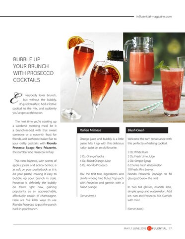 Page 77 of Prosecco Cocktails