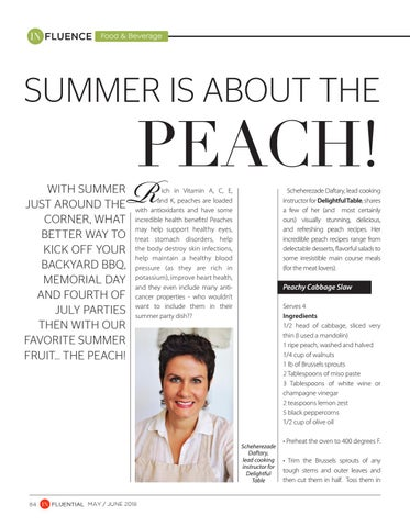 Page 84 of Summer is About the Peach!