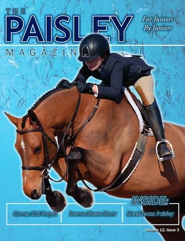 Devon 2018 Paisley Magazine