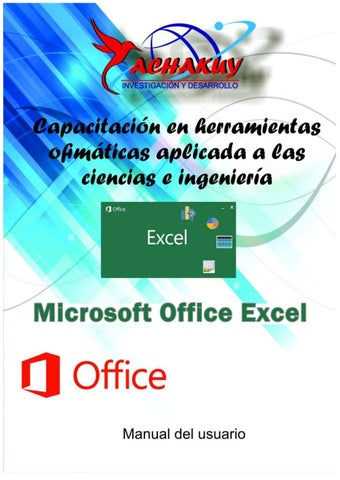 Manual de excel by Jorge Mejía Valcárcel - issuu