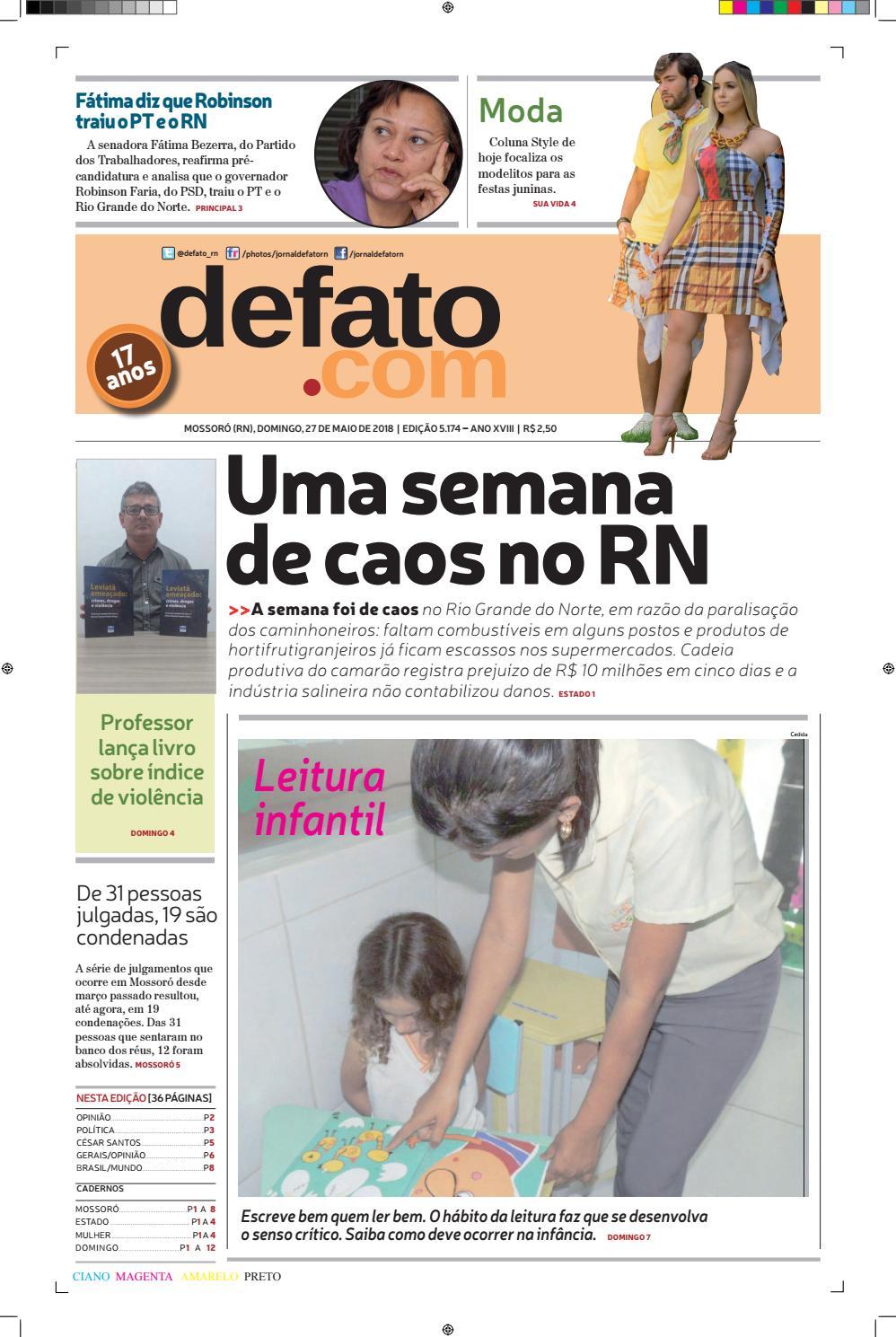 Jornal de Fato by Jornal de Fato - issuu 2802a482b2