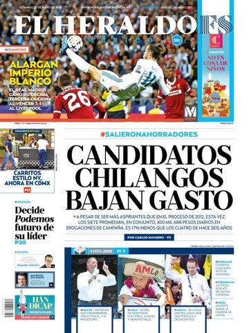 a1e0fd890dca4 27 de mayo de 2018 by El Heraldo de México - issuu