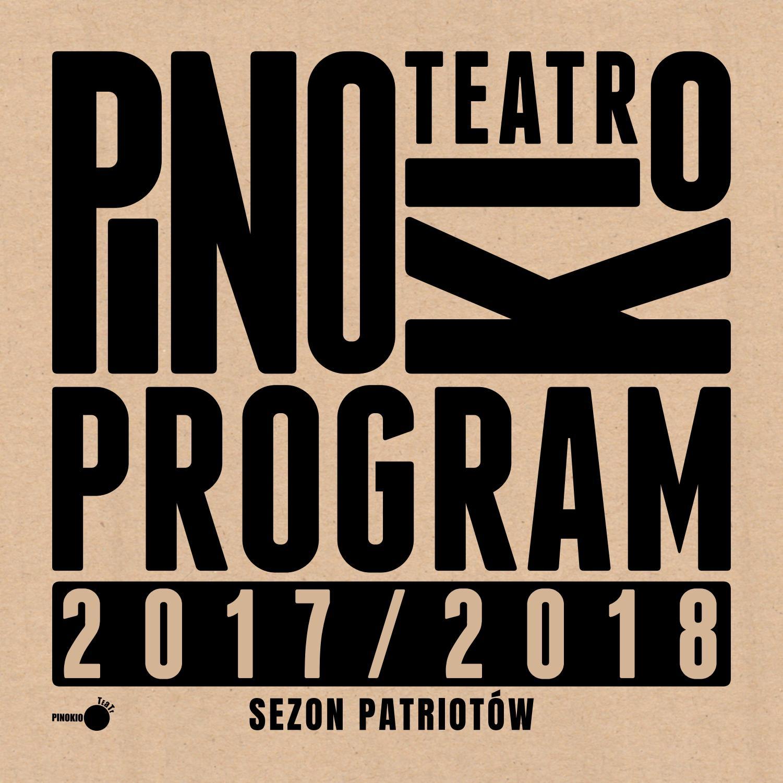Teatr Pinokio Program 20172018 By Jakub Stępień Issuu