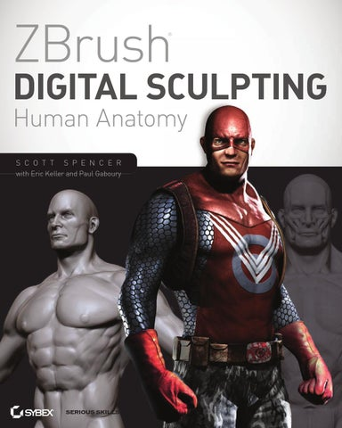 Scott spencer zbrush digital sculpting human anatomy 2010 by
