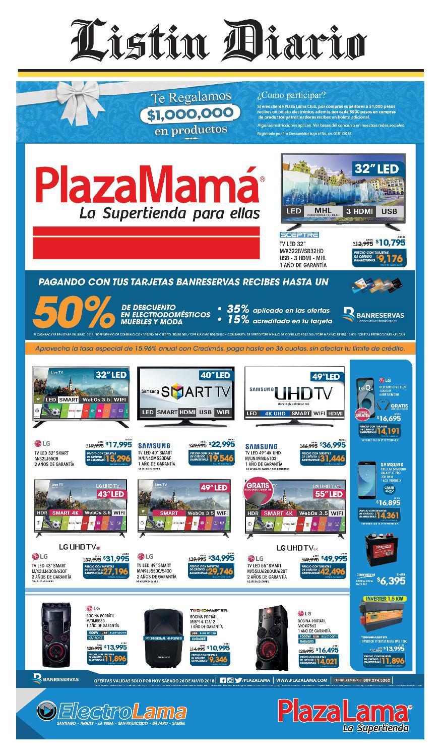 LD 26 05 2018 by Listín Diario issuu