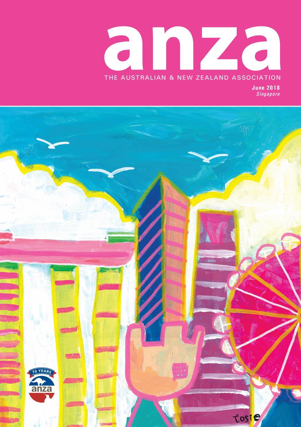 Anza magazine june 2018 by anza singapore issuu