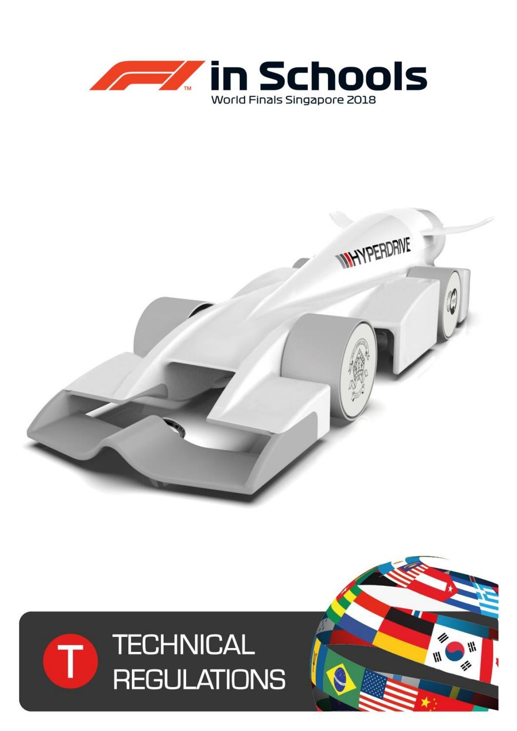 F1 In Schools World Finals Technical Regulations 2018 By F1 In Schools Thailand Issuu