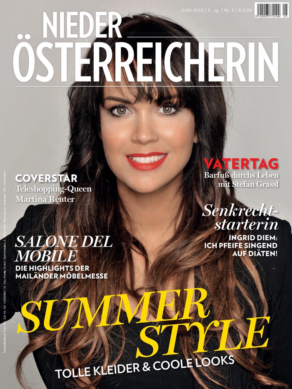 Niederösterreicherin Juni 2018 by Bundesländerinnen - issuu