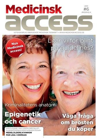 Medicinsk access 6-2013 by Medicinsk access - issuu f282be52aec2b