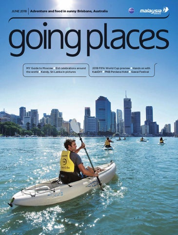 Going Places June 2018
