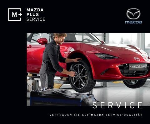 Mazda Plus Service