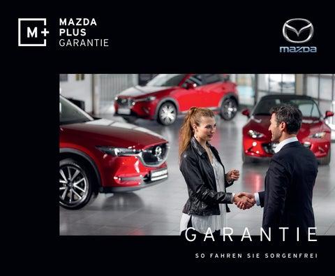Mazda Plus Garantie