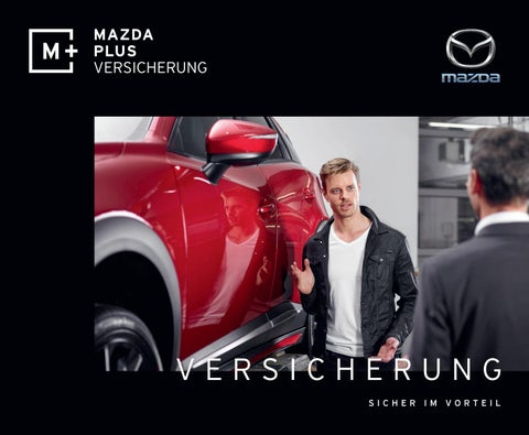 Mazda Plus Versicherung