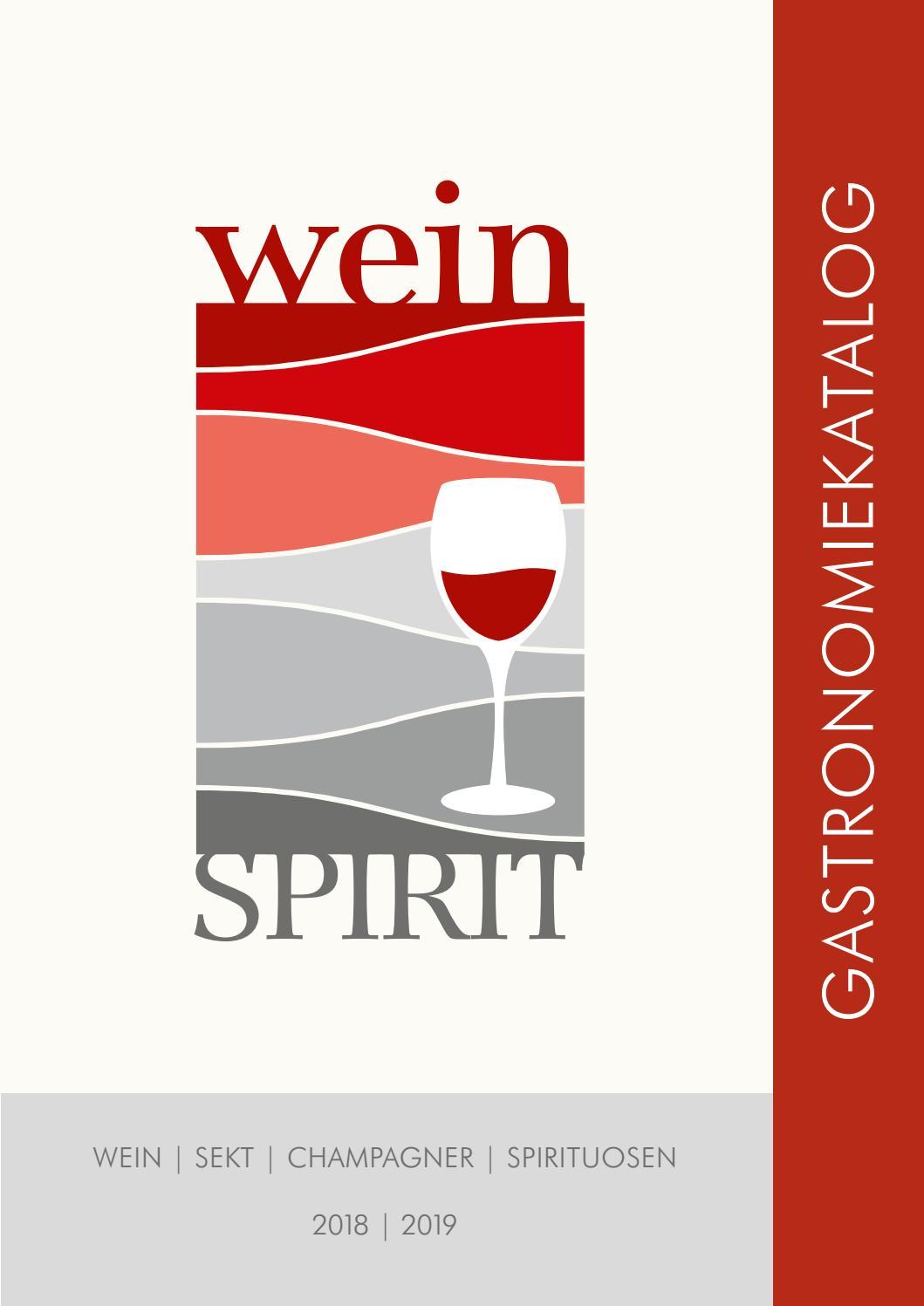 Gastrokatalog 2018 / 2019 by Getränke Pfeifer GmbH - issuu