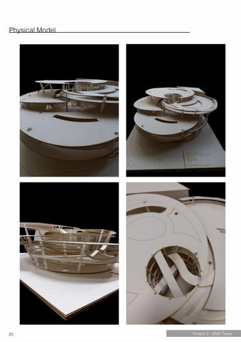 Page 26 of Project 2 - Physical Model Photos