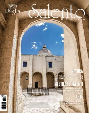 Numero uno - Anno sesto by Salento Review - issuu 6559ac21206