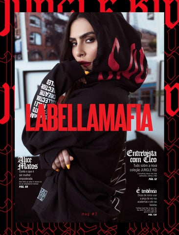 ef5e87ebb Revista labellamafia 2019.1 by Rafaela Rosa - issuu
