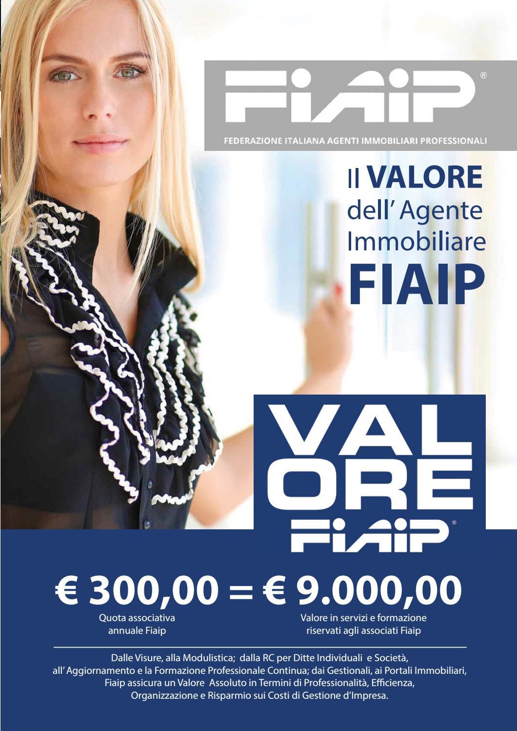 Servizi Per Agenti Immobiliari brochure fiaip roma by golden attico - issuu