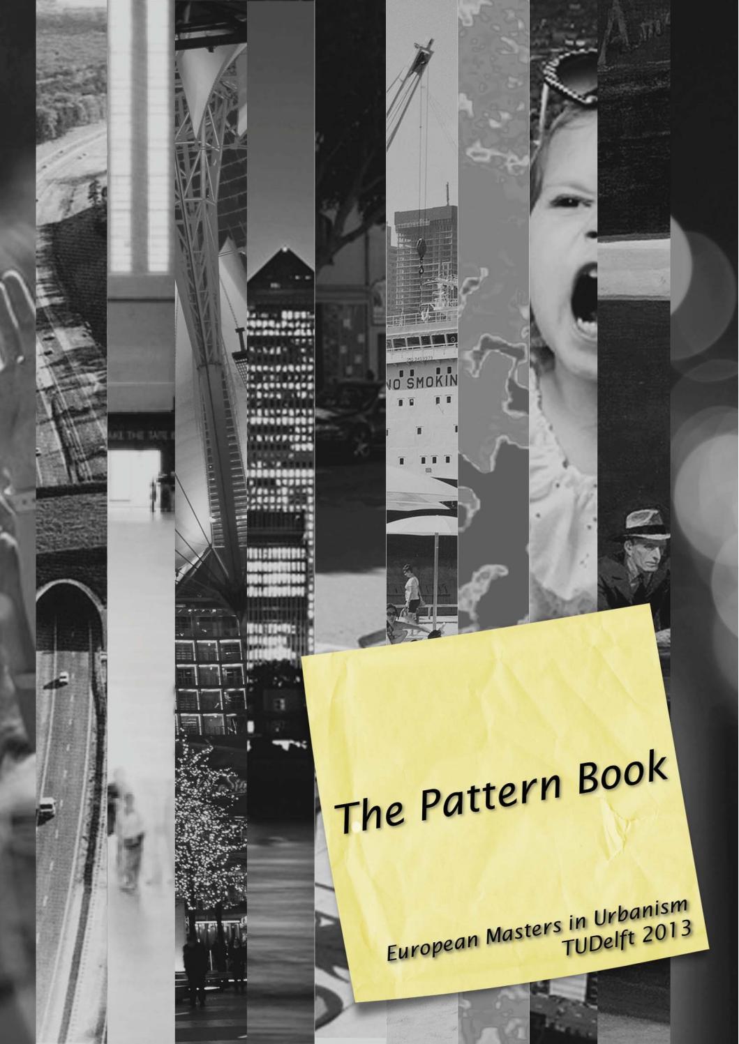 82e7fbed435 The Pattern Book 2 - EMU TU Delft by EMU European post-master in ...