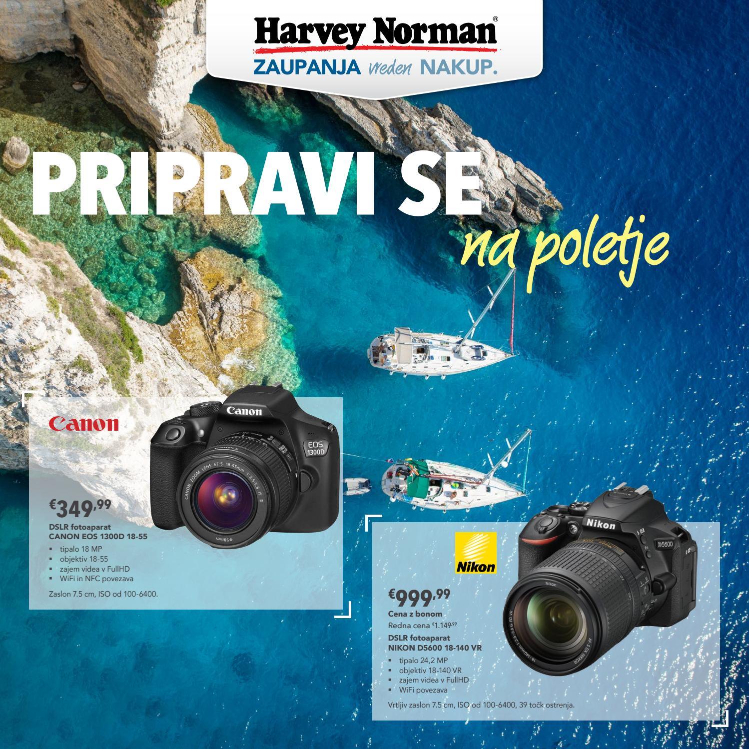 Pripravi se na poletje Digitalna fotografija by Harvey Norman