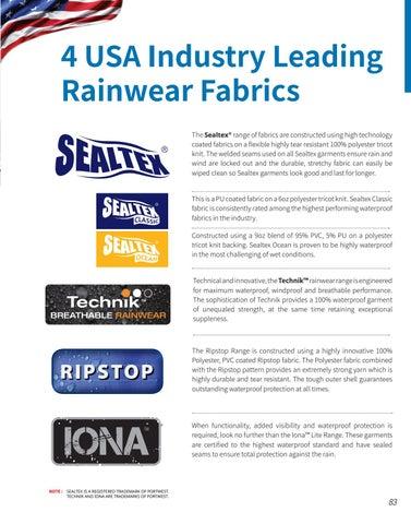 Page 85 of Rainwear