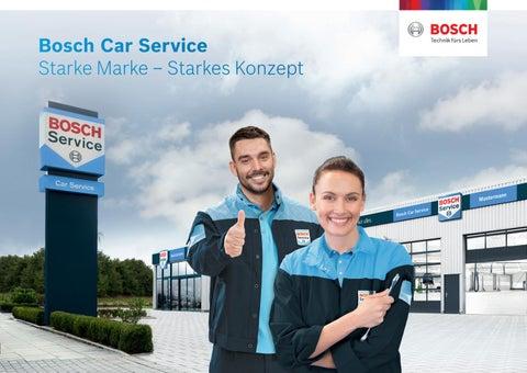 Bosch Kühlschrank Hotline : Bosch car service starke marke u starkes konzept by robert bosch