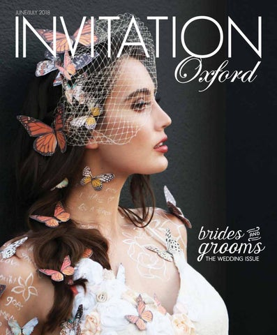 Invitation oxford junejuly 2018 by invitation magazines issuu page 1 stopboris Image collections