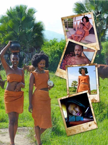 Page 51 of Explore the contemporary African village lifestyle.