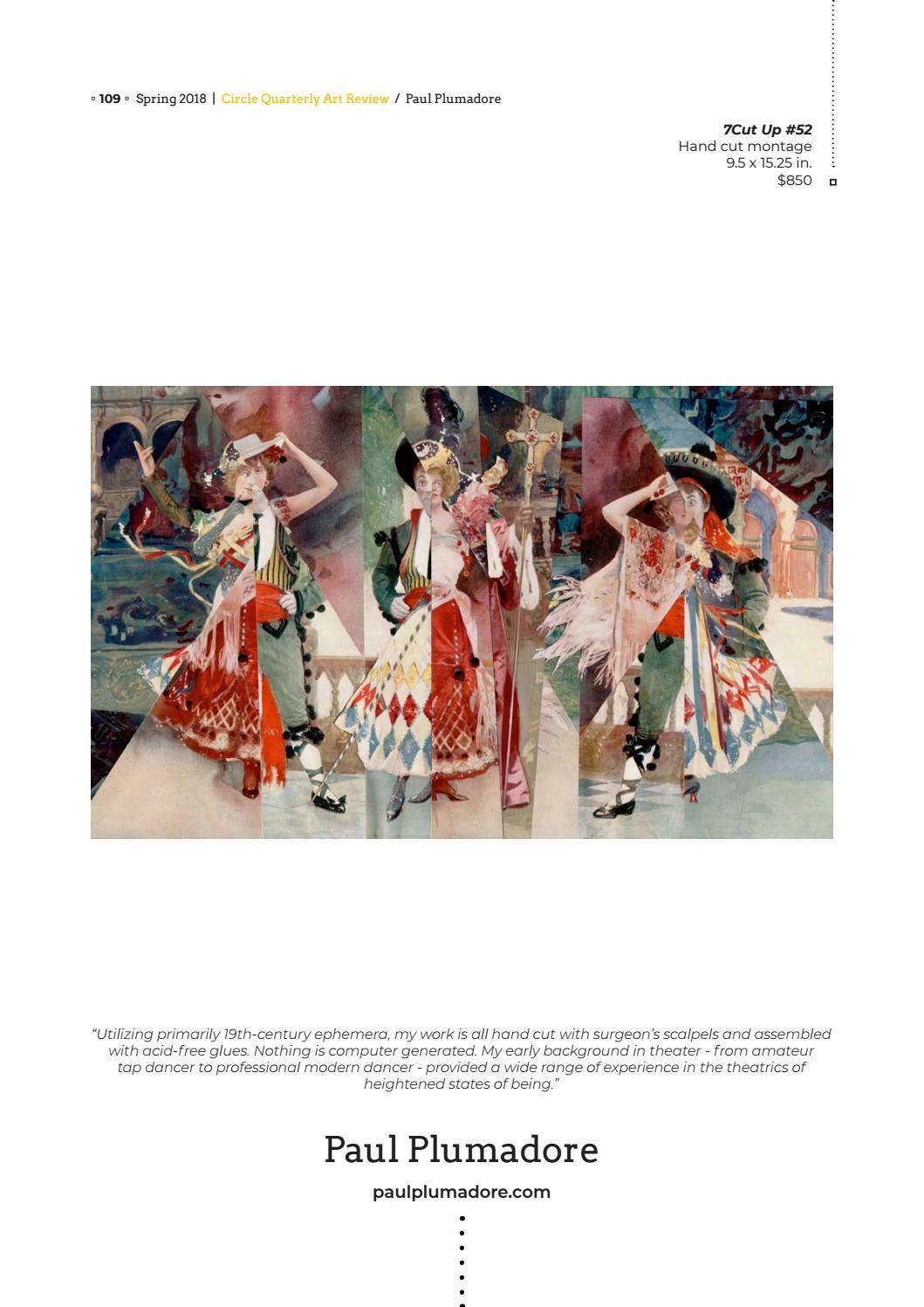 Circle Quarterly Art Review | 3 | Spring 2018 by Circle