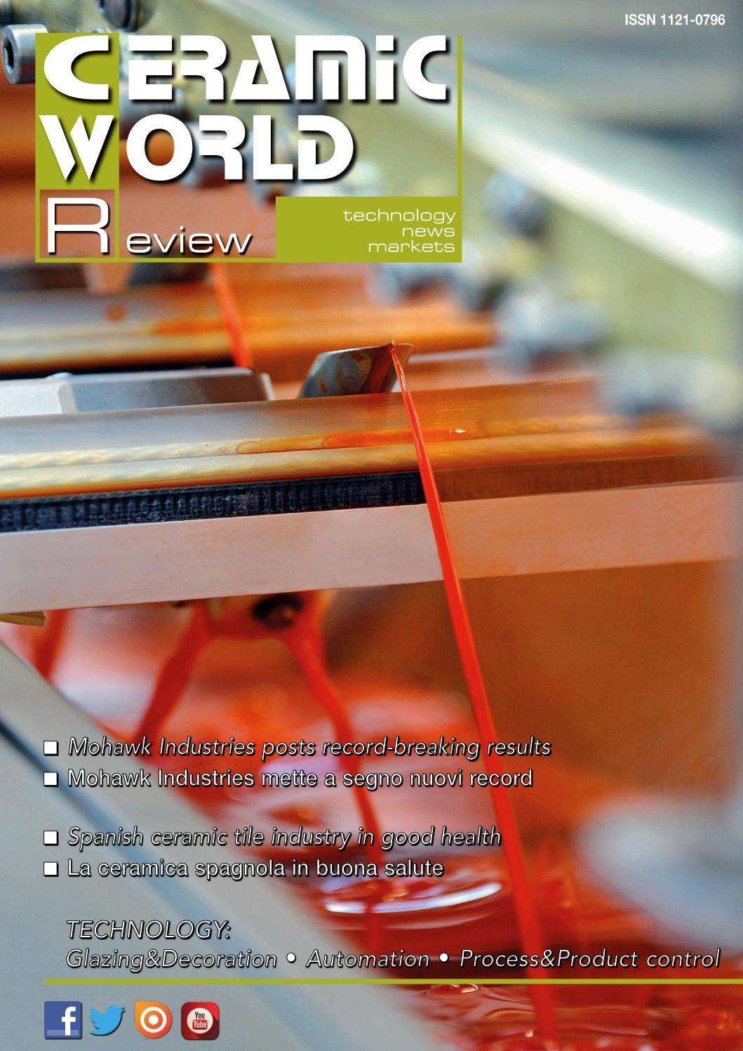 Ceramic World Review 126 2018 by Tile Edizioni - issuu 6cbcaebf7d