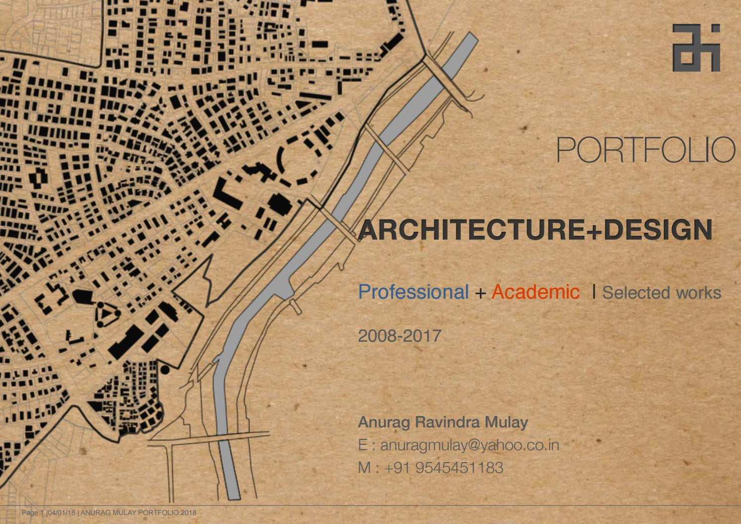 Am2018portfolio 05 01 18 Issuu By Anurag Figno1 Simple Wiring Diagram For A Residential Building
