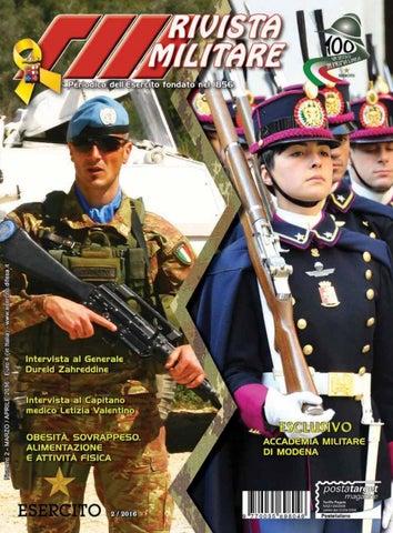 dieta militare in spagnolo