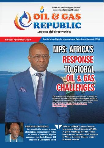 Nips 2018 Spotlight Magazine by OIL AND GAS REPUBLIC - issuu