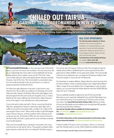 Page 26 of CHILLED OUT TAIRUA